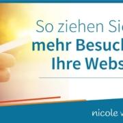 So ziehen Sie 40 % mehr Besucher auf Ihre Webseite