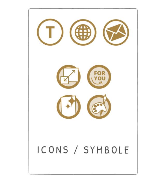Icon Design für die Götterfunken GmbH