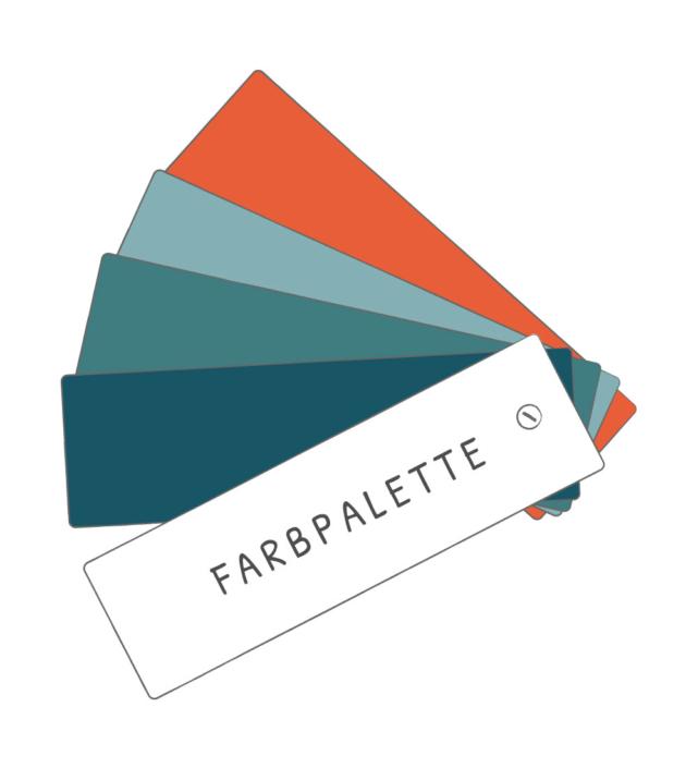 Farbpalette von Nicole Döhrmann Recruiting Beratung & Projekte