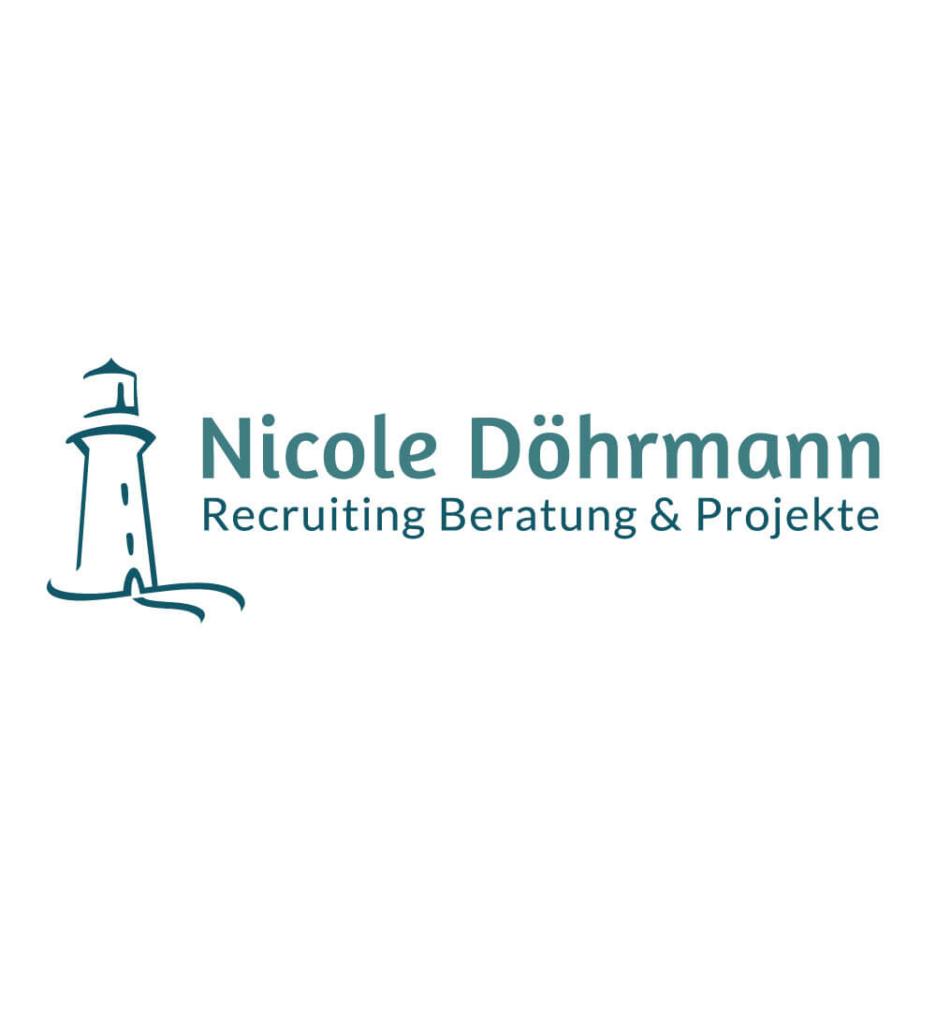 Logo Design Nicole Döhrmann, Recruiting Beratung & Projekte