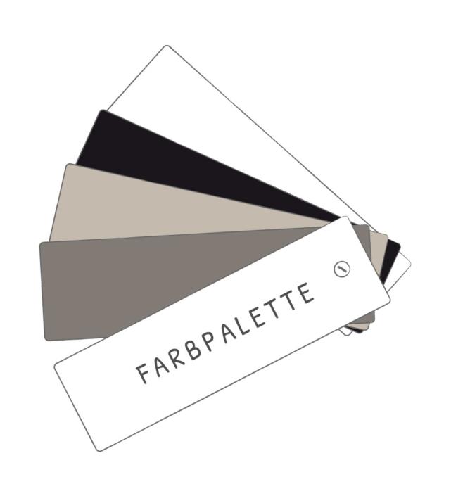 Farbpalette R2B Finanzmanufaktur