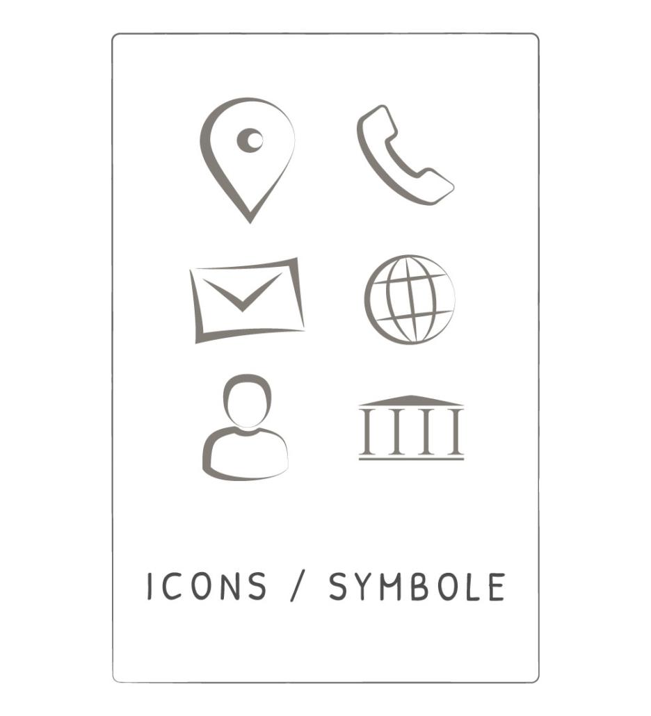 Icon Design für die R2B Finanzmanufaktur
