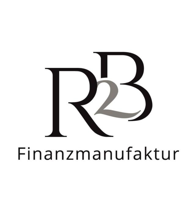 Logo Design R2B Finanzmanufaktur