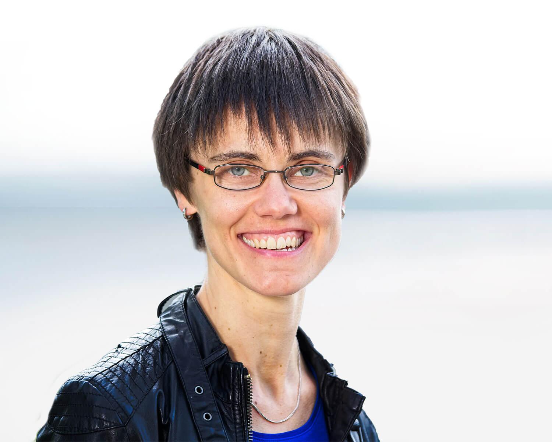 Grafik- und Webdesignerin Nicole van Meegen aus Haltern am See