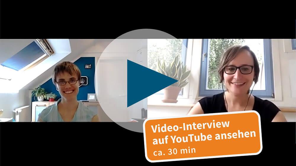 Video Interview mit Webtexterin Maria Horschig ansehen