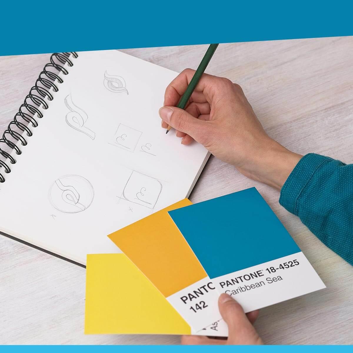 Logodesign für Solounternehmer und kleine Unternehmen
