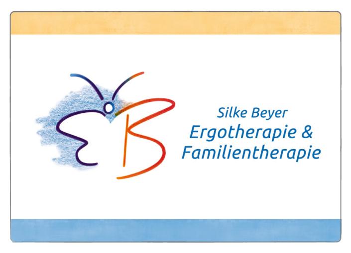 Logo Design Ergotherapie und Familientherapie Silke Beyer