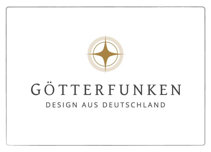 Logo Design Götterfunken - Design aus Deutschland