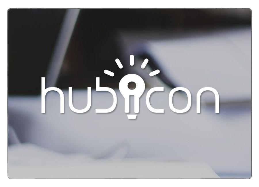Logo Design für hubicon von Nicole van meegen