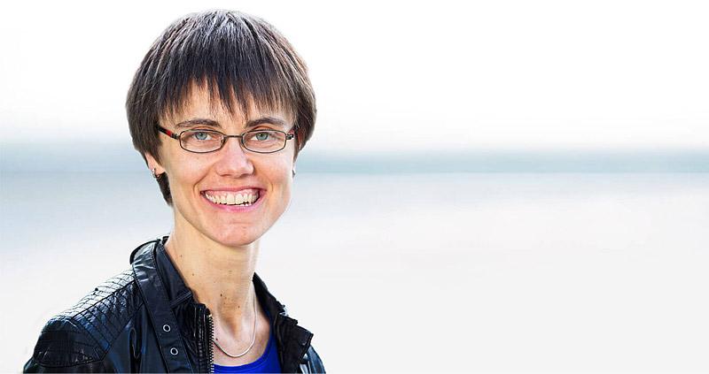 Designerin Nicole van Meegen