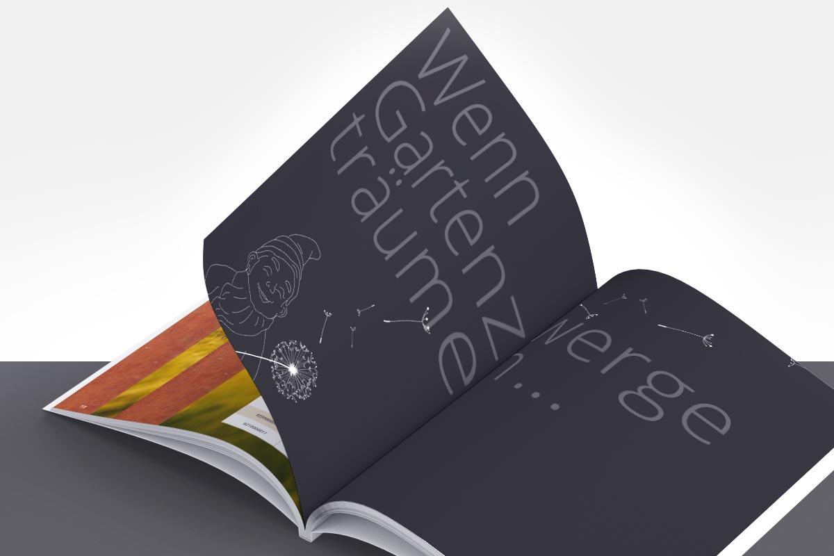 Broschüre Design - Götterfunken GmbH