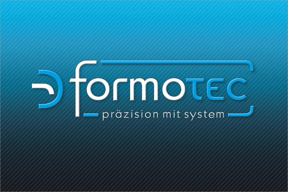 Logodesign für formotec